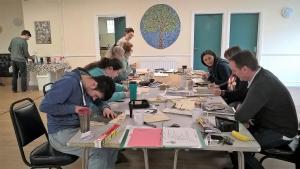 Wood Carve Print Course