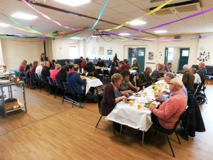May Community Lunch 2017